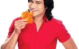 Andok's Spicy Dokito Piolo Pascual