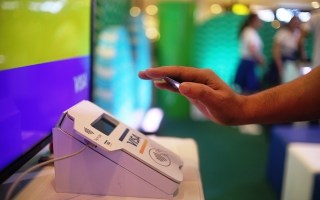 Visa Robinsons Tap To Pay