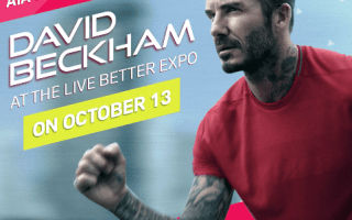David Beckham for AIA Philam