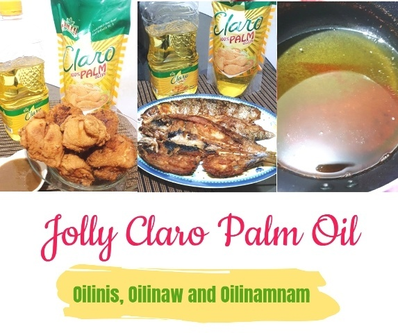 Jolly Claro Palm Oil Review