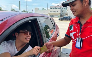 Landers Enjoy up to P10 per Liter