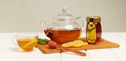 Langnese Golden Clear Tea