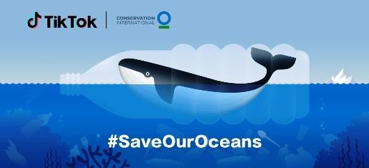 TikTok Save Our Oceans
