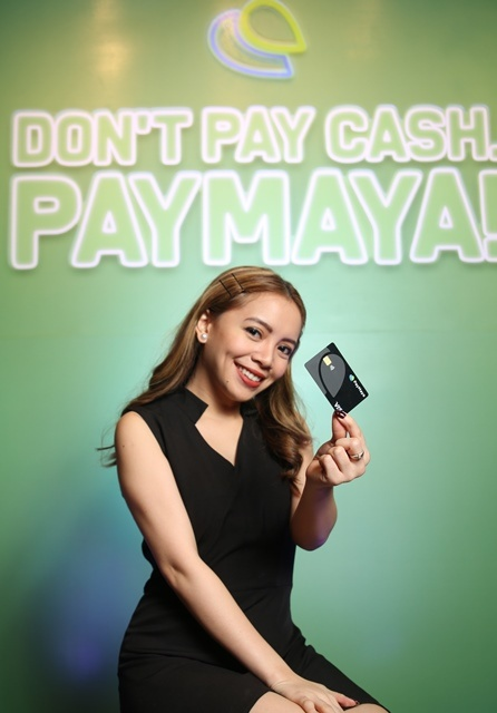 Don't Pay Cash. PayMaya!