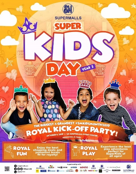 SM Super Kids Day 2019 SM Southmall