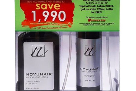 Novuhair VIP Kit