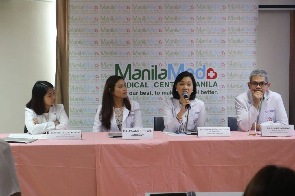 ManilaMed embraces a holistic approach to cancer care