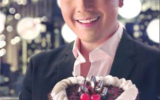 Paulo Avelino Red Ribbon Valentine Black Forest