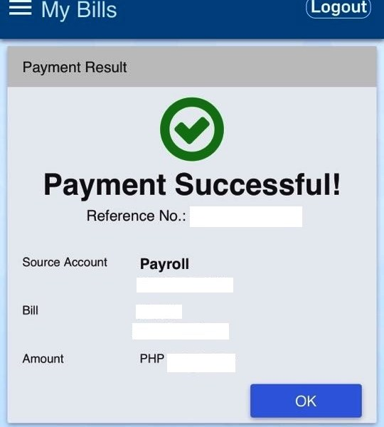 Metrobank Mobile App how to pay bills