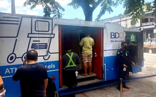 BDO ATM on Wheels
