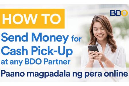 BDO Cash Pickup Partners