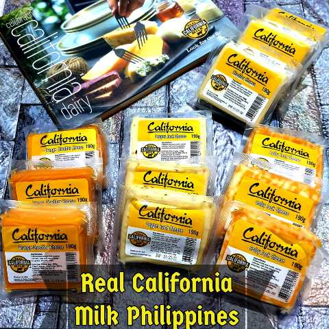 Real California Milk Philippines