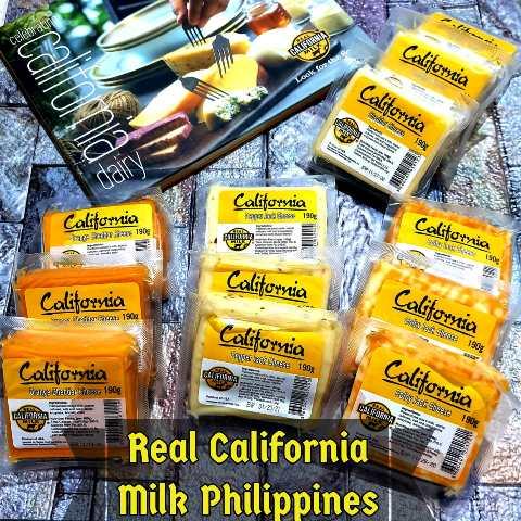 Real California Milk Philippines