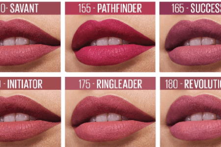 Maybelline Superstay Matte Ink PINKS Collection Liquid Lipstick
