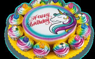 Goldilocks Themed Cakes Rainbow Unicorn