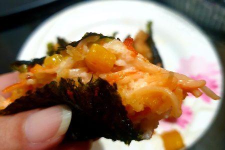Salmon HQ Sushi Bake
