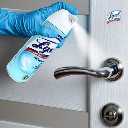 Lysol Disinfectants
