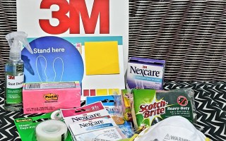3M Scotch Brite NexCare Post-it