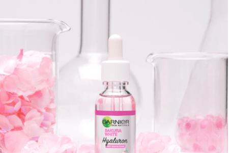 Garnier Sakura White Serum 30mL For Pinkish Glow
