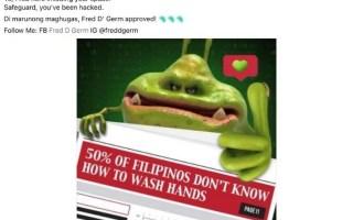 Safeguard Fred D' Germ