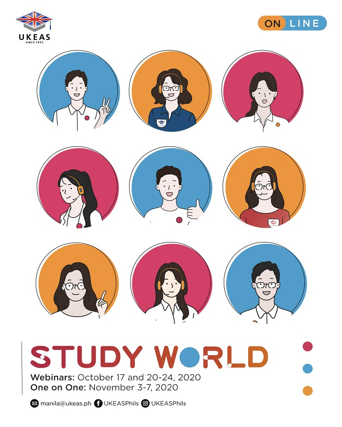 UKEAS Study World 2020