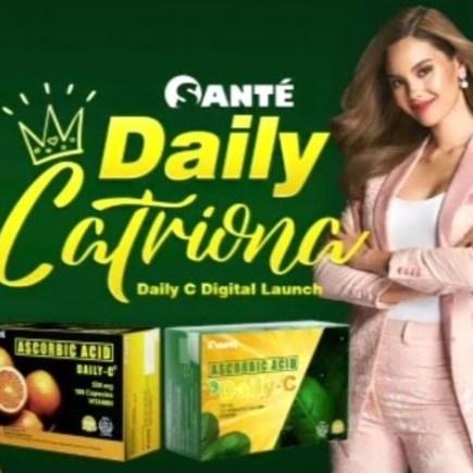 Daily C Catriona Gray