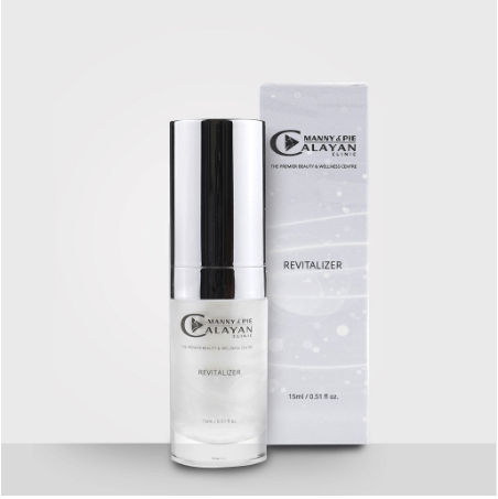 Manny and Pie Calayan Clinic Revitalizer for the Face