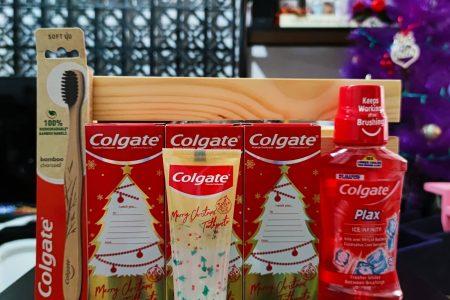 Colgate Christmas Toothpaste