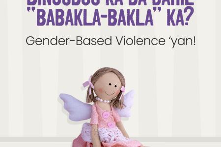 FamiLigtas Gender Based Violence