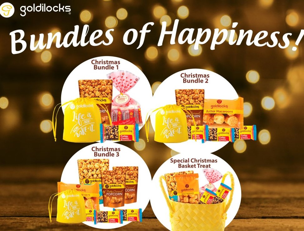 Goldilocks Christmas Bundles
