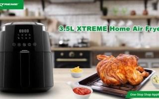 3.5L XTREME HOME AIR FRYER