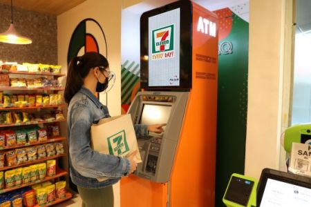 7-Eleven Makes Bank Transactions Convenient With 320 Cash-Recycing ATMs