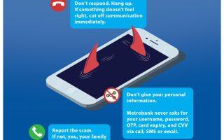 Anti-Fraud Danger MetroBank Scamproof PH