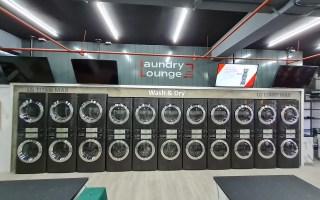 LG Smart Laundry Lounge