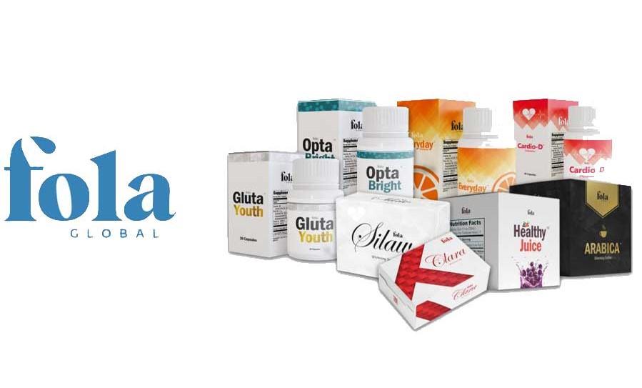 FOLA Global Inc health products