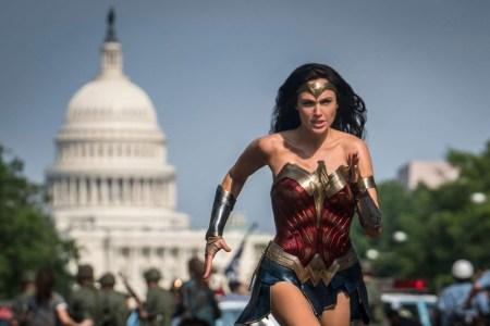 Wonder Woman 1984 on HBO Go