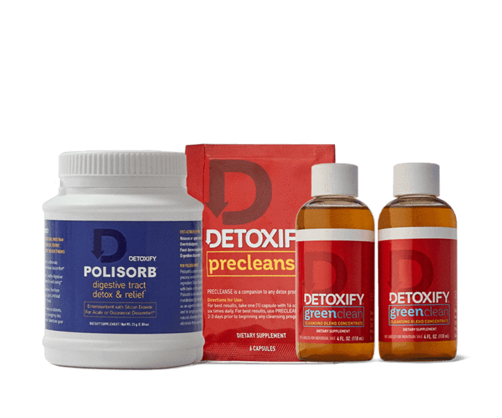 Detoxify Gut Health Bundle
