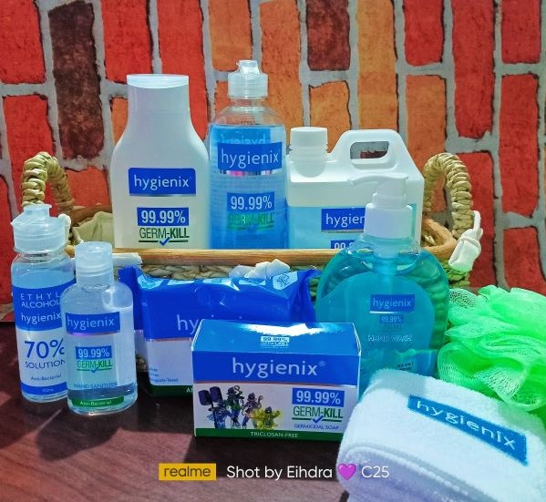 Hygienix Germ Killer Skin Lover