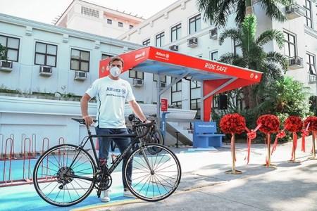Allianz Ride Safe Bike Lanes