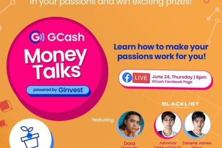 GCash GInvest Money Talks Event