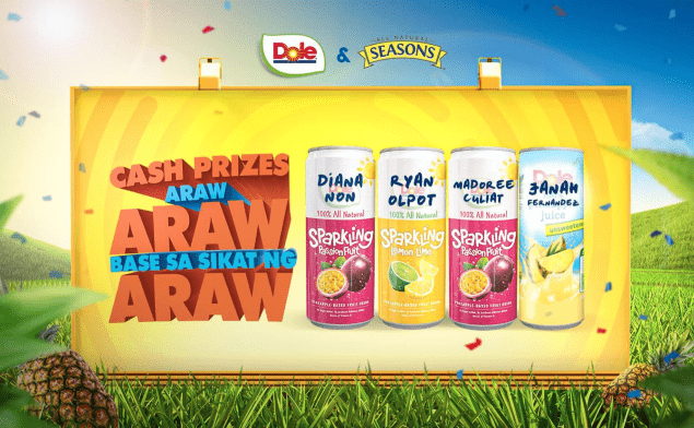 DOLE Philippines Contest Winners