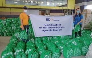 BDO Foundation Agoncillo Cavite