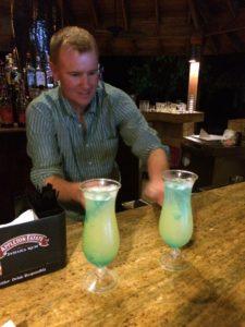 Bartender, Jamaica, Sandals