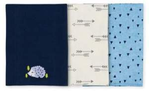 looking for the perfect baby boy baby shower gift? The new mom in your life will love these burp cloths for her newborn gift