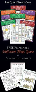 Looking for halloween Party games? Look no further, you have found the Halloween Bingo game