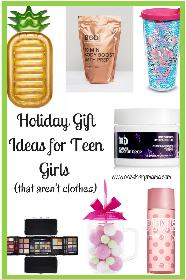 christmas gift ideas teens - Christmas Gift Ideas For Girls