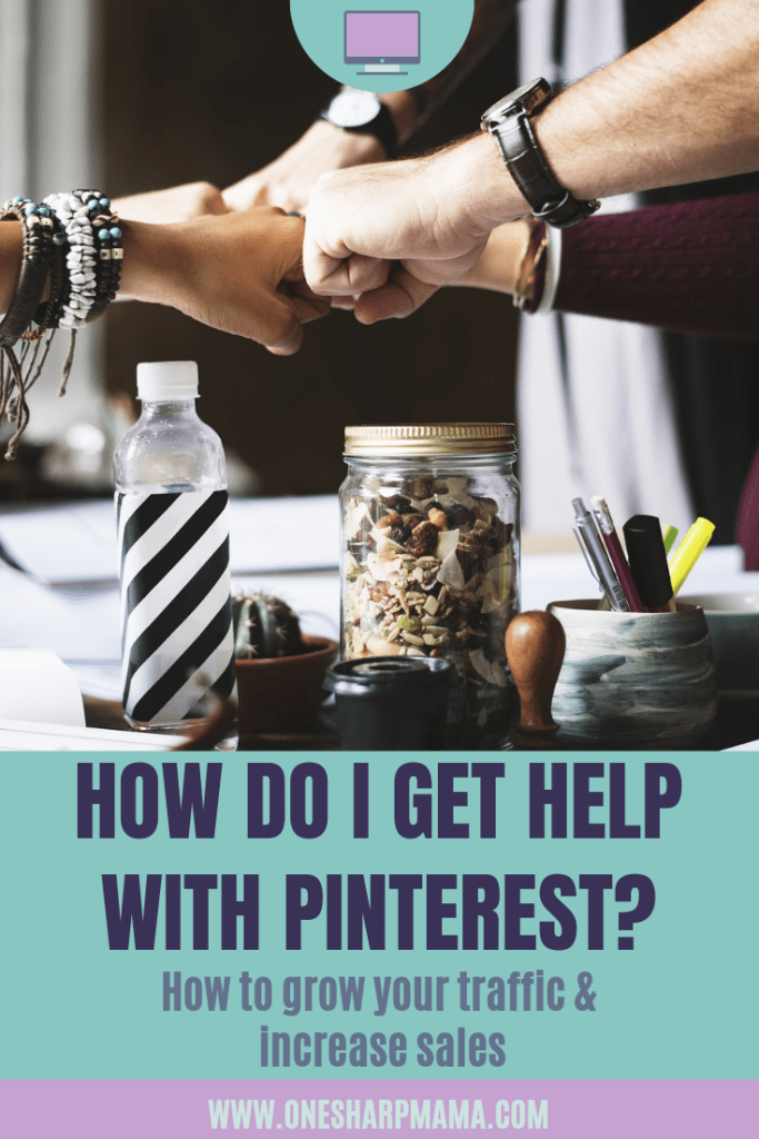 Find out how to get help setting up your business Pinterest account. Marketing doesn't have to be hard or scary, find out how sharing and growing on Pinterest can help boost your business. This business secret can help boost sales, income and traffic to your business.