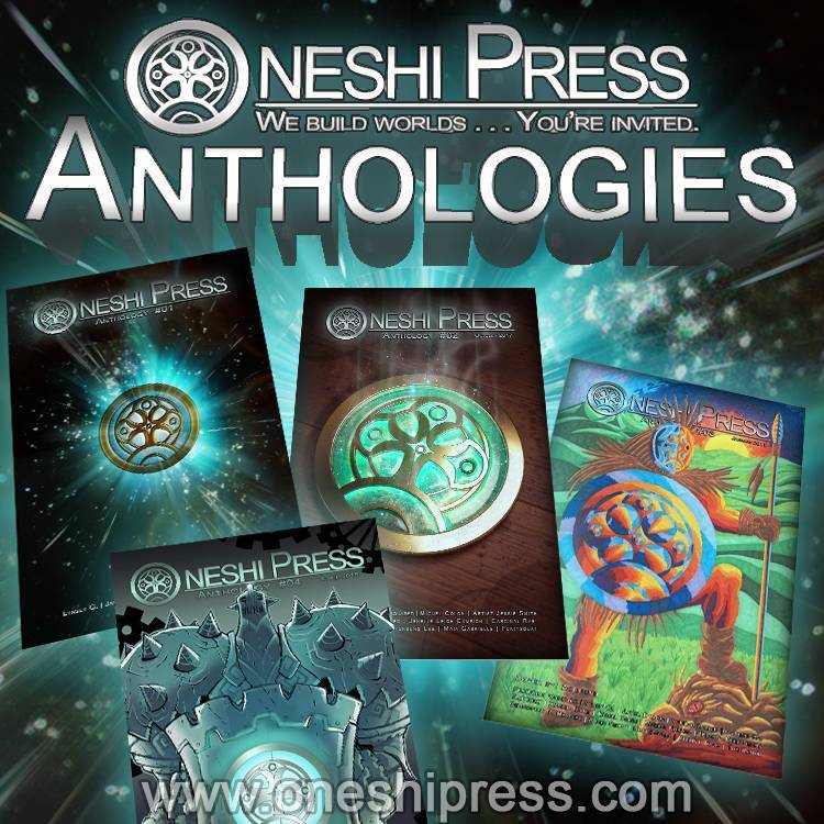 Oneshi Press Quarterly Comics Anthologies