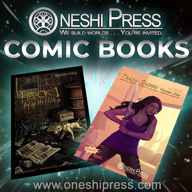 Oneshi Press Comic Books