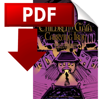 Children of Gaia: Carrying Iron - downloadable digital .pdf
